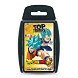 Top Trumps- Dragon Ball Super Juego de Cartas (Winning Moves WM00683-FRE-6)