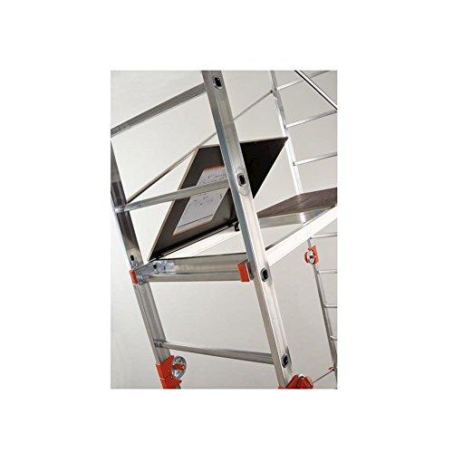 Gierre M120154 - Andamio escalera aluminio fa-200