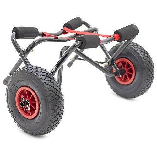 Kayak chariot 100kg Pneus K4