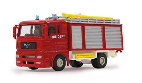 Jamara - 460213 - Kit de Jeux Complet Man Firefighter