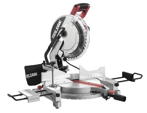 Our #6 Pick is the SKIL 3821-01 12-Inch Quick Mount Compound Miter Saw with Laser