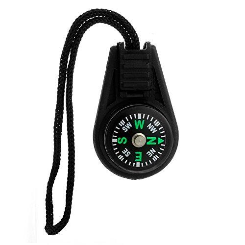lyqdxd Mini Cerniera Pull Compass Arrampicata Moschettone Outdoor Zaino Tracolla