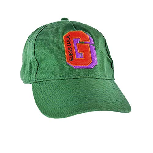 Guess AM6641COT01-GRE - Gorra para hombre, color verde