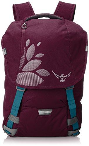 Osprey FlapJill Women's Backpack (Large, Plum Purple)