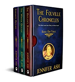 The Folville Chronicles (Box Set) (Books 1 - 3) by [Jennifer Ash]