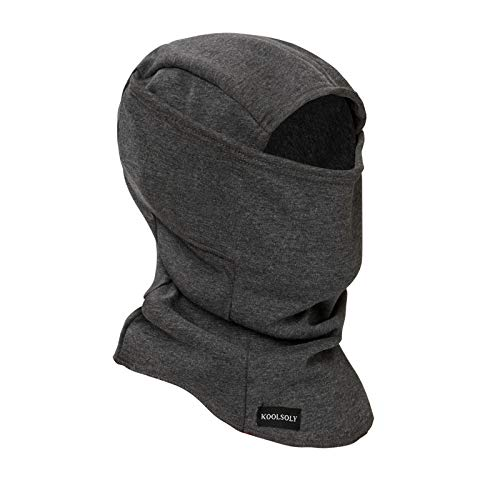 Balaclava Ski Mask,Warm and Windproof Fleece Winter Sports Cap,for Men Women