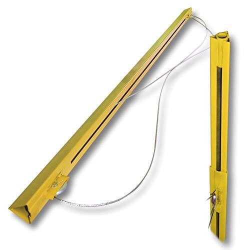 Verlängerung 140 cm für Profi Plattenheber Montagehilfe für Rigipsplatten