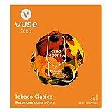 VUSE Recargas de Tabaco x2 para cigarrillo electrónico ePen (antes VYPE)