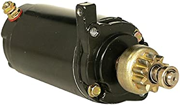 DB Electrical SAB0083 New Starter For Mercury Outboard Marine 35Hp 35 Hp 40Hp 40 Hp 50-41583 1980-1987,50-41583, 50-41583T, 5041583, 5041583T 5385, 4438540-M030SM SM44385 410-21049 MOT3010 5728