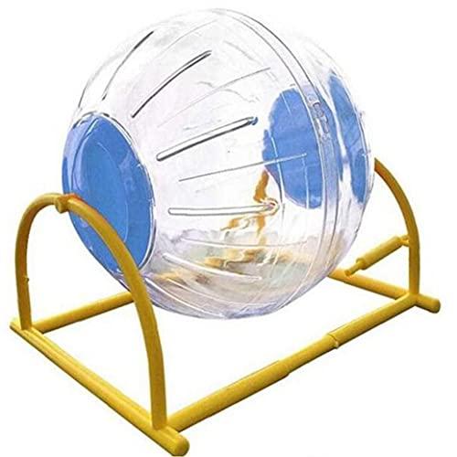 Froiny Laufende Aktivität Hamster Ball Gymnastikball Breath Hamster Ball Haustiere Interactive Toy Kugel Kleintiere Käfigzubehör