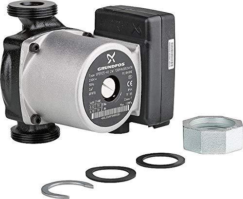 Buderus Pumpe UPER 25-40 130 mm Umwälzpumpe GB142 15 24 kW 7099008