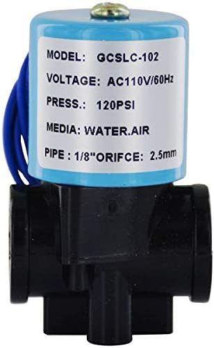 SEAL limited product Electronic Shut-off Solenoid Valve 115 Volt FPT - price QC 8