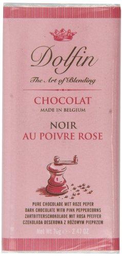 Dolfin - Chocolat Noir Au Poivre Rose Schokolade - 70g