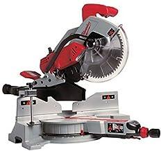 Milwaukee 0002359 Ingletadora Telescopica con disco de 305 mm, potencia de 1.800 W