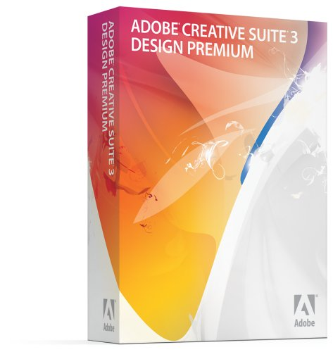Adobe Creative Suite 3 Design Premium - STUDENT EDITION