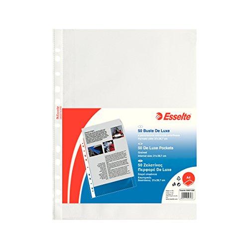 Esselte 395074300sobres de perforación universal Copy Safe
