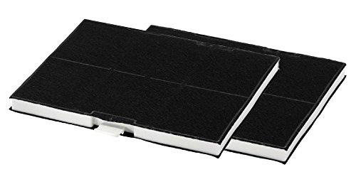 Ersatz-Aktivkohlefilter - passend für Siemens LZ53451, Bosch, Constructa, Neff, Junker - 705432, 00703606 - Sparset mit 2 Stück