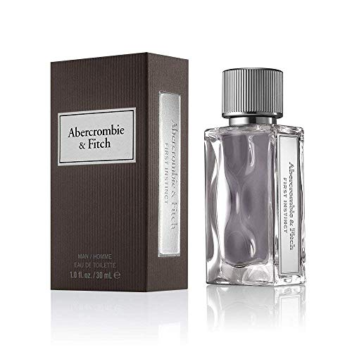 Abercrombie & Fitch First Instinct Eau de Toilette herenparfum, 30 ml