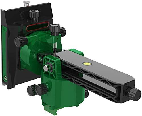 Soporte de pared de ajuste fino del medidor de nivel láser,Careslong base de suspensión giratoria magnética potente, utilizada para láser de 3D, adecuada para nivel de 12 líneas,16 líneas,cámara,etc.