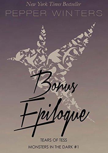 Bonus Epilogue Tears of Tess (Monsters in the Dark) (English Edition)