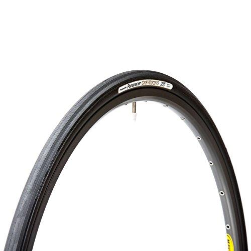 パナレーサー(Panaracer) クリンチャー タイヤ [700×26C] グラベルキング F726-GK-B ブラック ( ロードバイク クロスバイク / グラベル ツーリング ロングライド用 )