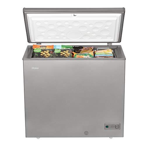 Haier HCC225G, Single Door Hard Top Deep Freezer, Convertible, 203 ltrs Net capacity