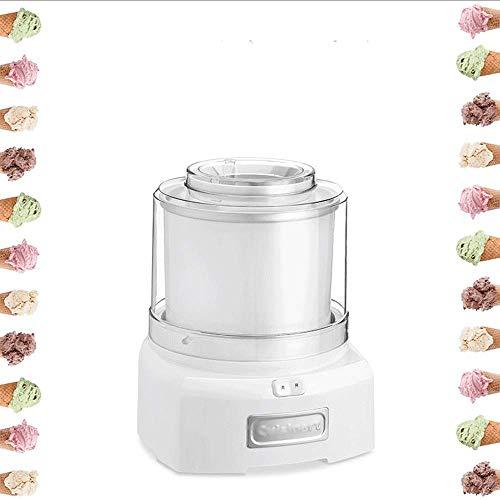 Ice Cream Maker |Créer Homemade Desserts congelés comme Gelato, Sorbet et le yogourt glacé |Faire délicieuse crème glacée crème dans votre propre cuisine en 20 minutes kshu