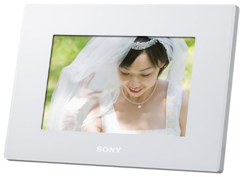 SONY(ソニー)『デジタルフォトフレーム(DPF-D720)』