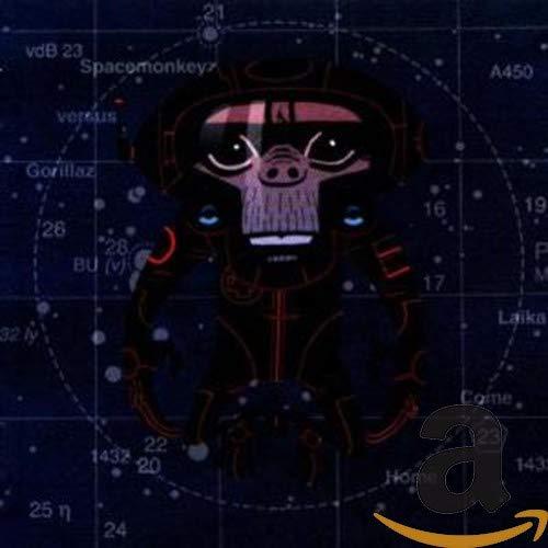 Spacemonkeyz Vs. Gorillaz: Laika Come Home