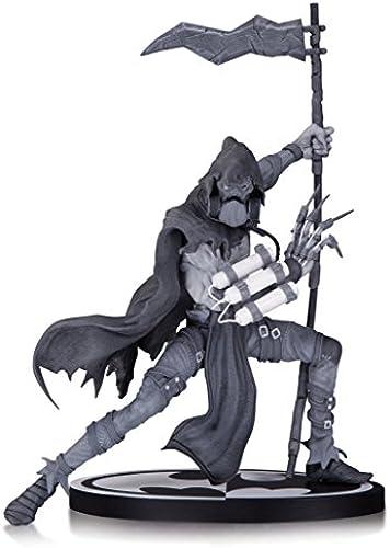 DC Collectibles Batman schwarz and Weiß Scarecrow Statue by Carlos D'Anda