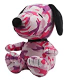 Hallmark Home Pink Camo Snoopy Plush