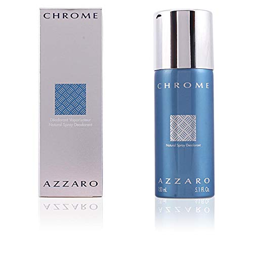 Azzaro Chrome - Desodorante, 150 ml