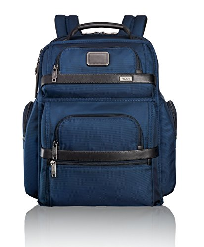 Tumi Alpha 2, Mochila T-pass business class brief pack, 15' portatíl, Navy Black, 026578NVYD2