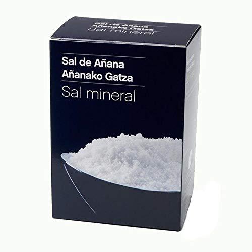 Sal mineral 250gr. Sal de Añana. CAJA 6 UNIDADES (6 x 250gr)