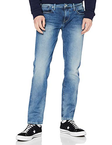 Pepe Jeans Hatch Vaqueros, Blue Denim...