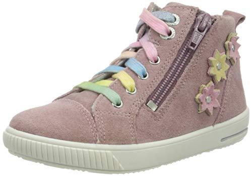 Superfit Mädchen Moppy Sneaker, Violett (Lila 90), 27 EU