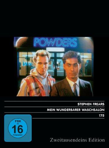 Mein wunderbarer Waschsalon. Zweitausendeins Edition Film 175.