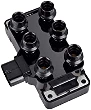 FAERSI Ignition Coil Pack of 1 Replacement for Ford Explorer Ranger Mustang Aerostar Mercury Mountaineer 1990-2011 - FD480 DG455