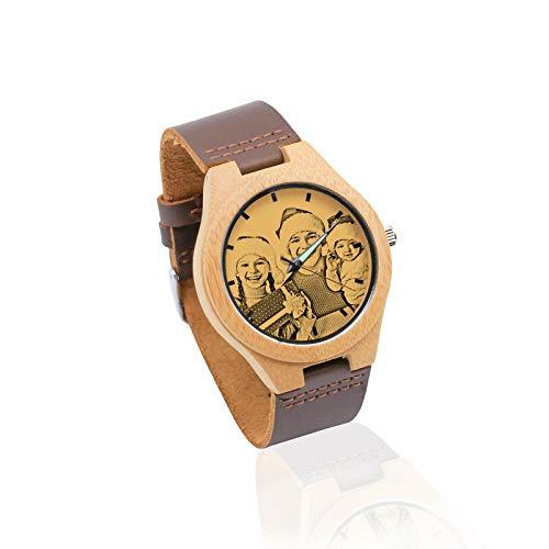 Reloj De Fotos Personalizado Reloj Personalizado Reloj De Ho
