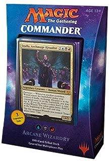 Magic The Gathering MTG Commander 2017 Deck - Arcane Wizardry
