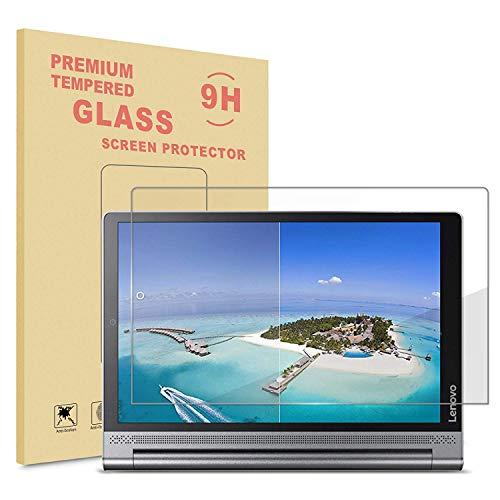 pellicola lenovo yoga tablet 3 10 INFILAND Pellicola Protettiva Schermo in Vetro Temperato per Lenovo Yoga Tab 3 Plus (10