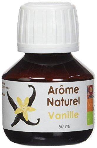 Scrapcooking Arôme Naturel Vanille 50 ml