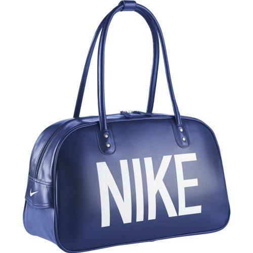 Nike, Borsa a Tracolla Heritage AD Club, Blu (Deep Royal Blue/Deep Royal Blue/White)