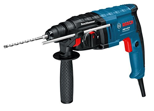 Bohrhammer SDS-PLUS GBH 2-20D 650 W Bosch + DustCup 061125A405