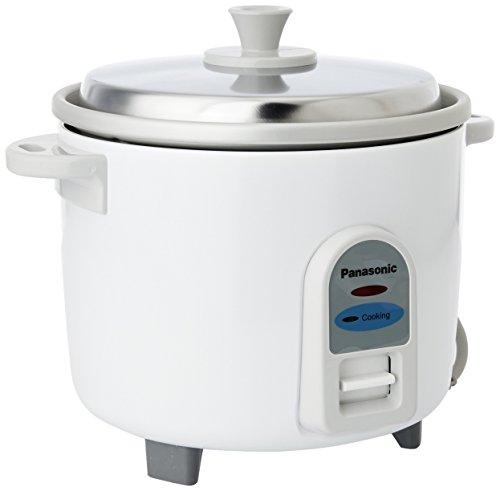 Panasonic SRWA 18 1.8 Liter Automatic Rice Cooker, White
