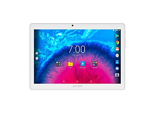 ARCHOS Core 101 4G V3 16GB Silber - LTE/4G Tablet (10,1'' HD - 0,3/2MP - Quad core - Metallgehäuse - Android 7.0 Nougat)