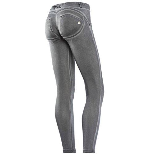 FREDDY - Pantalon de sport - Femme taille unique - noir - Medium
