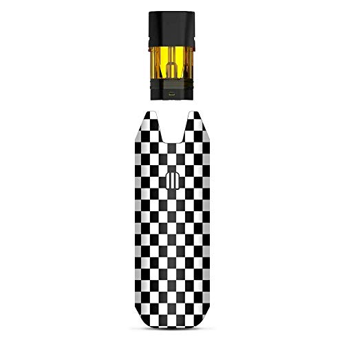 IT'S A SKIN Decal Vinyl Wrap Compatible with STIIIZY BIIIG Big TM Premium Vaporizers Sticker Sleeve Cover | Vape Stickers Skins Cover| Checkerboard, Checkers