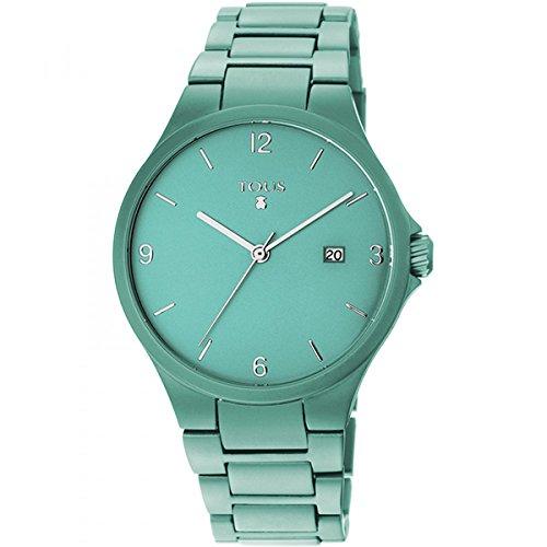 Reloj Tous Motion Aluminio Turquesa Mujer