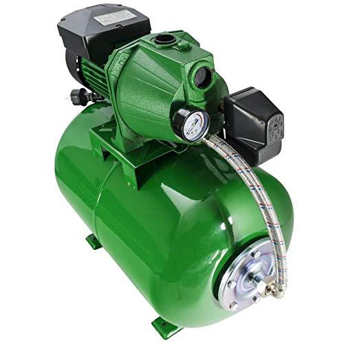 Ribimex PRS50JET121 Compressore Jet121, 1180 W, 50 l, Verde, 54x30x54 cm